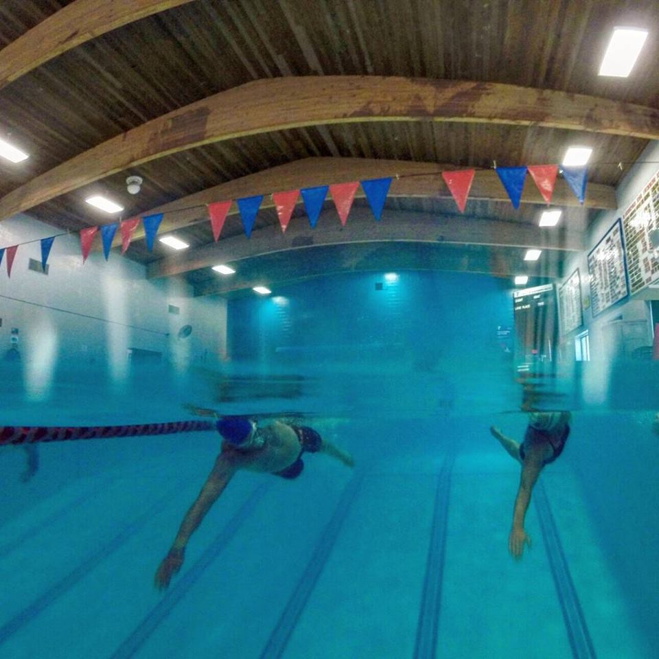 MAINE swim